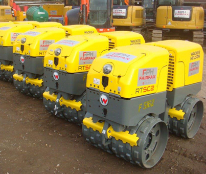 ramax roller hire yorkshire and north of england
