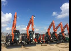 FAIRFAX PLANT HIRE -- PRESS RELEASE — January 2018