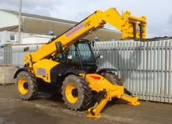 20 New JCB Telehandlers for Fairfax