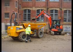 Fairfax on site at former Leeds Girls Grammar School